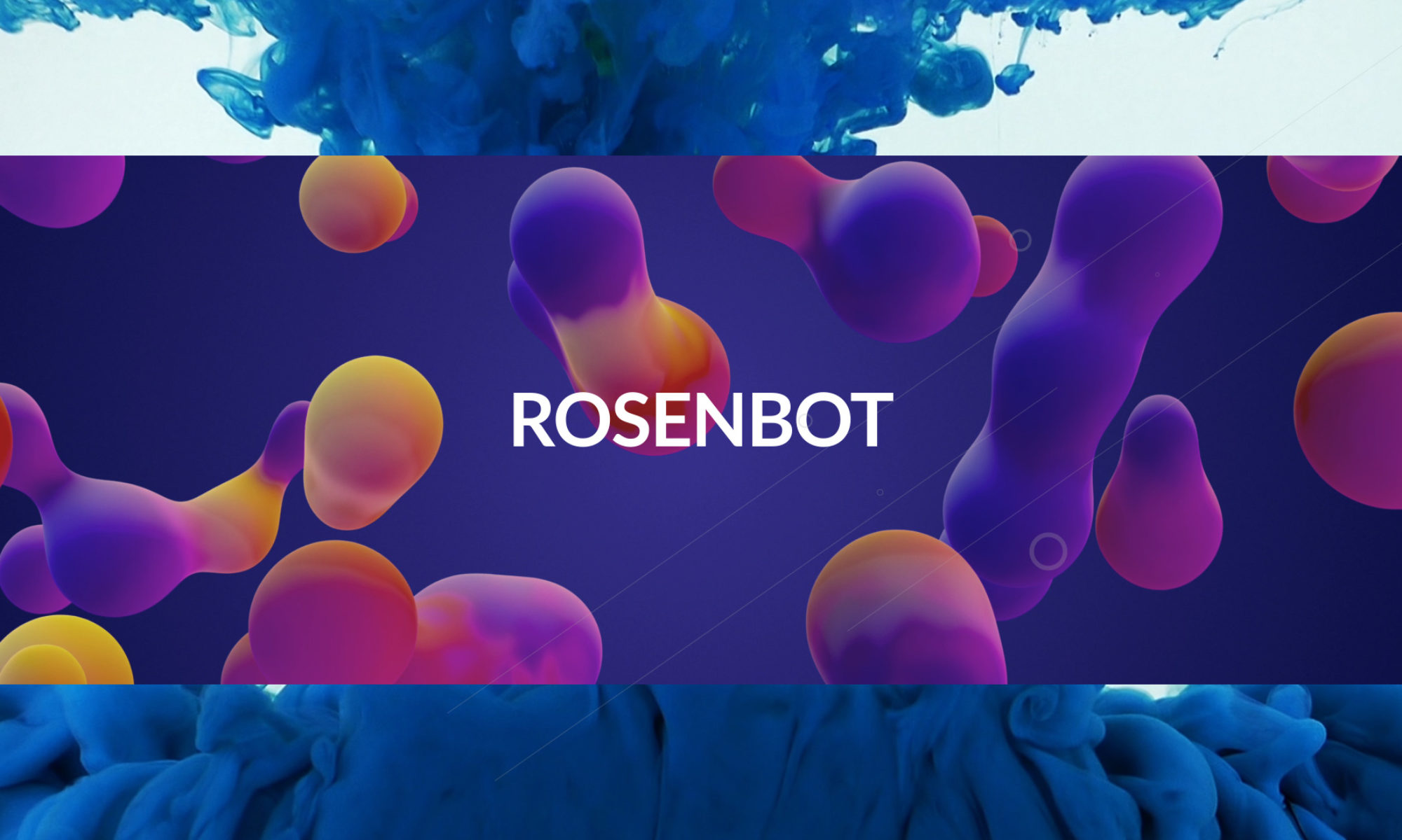 ROSENBOT. Creative and Media Company / VFX / TV & Film Production.